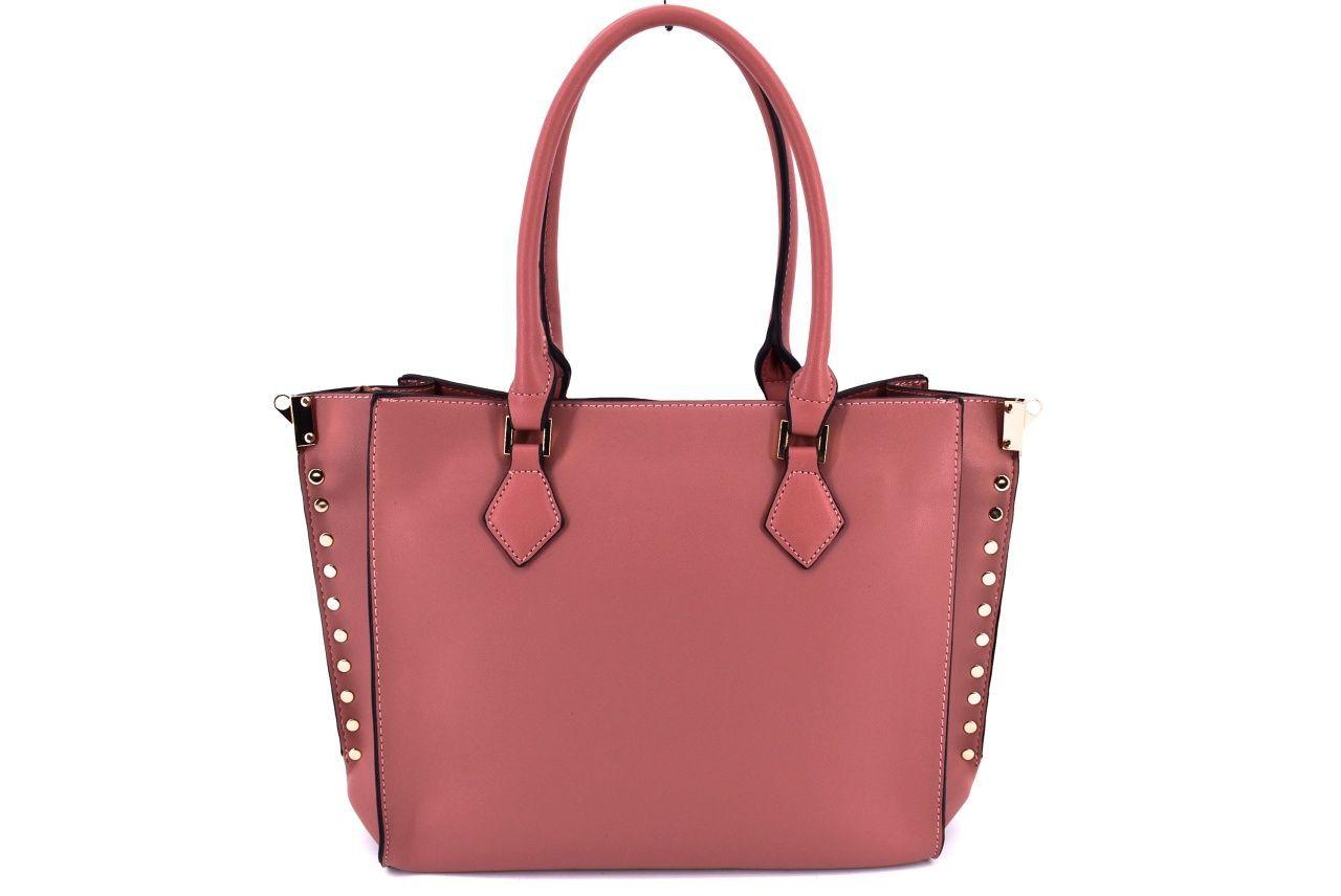Dámská kabelka růžová 35696