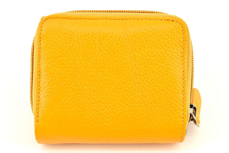 Dámská kožená peněženka Arteddy - béžová 36515