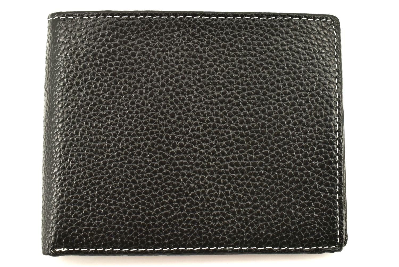 Pánská kožená peněženka Arteddy - černá 36511