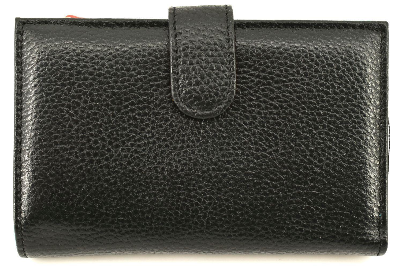 Dámská kožená peněženka Arteddy - černá 34913