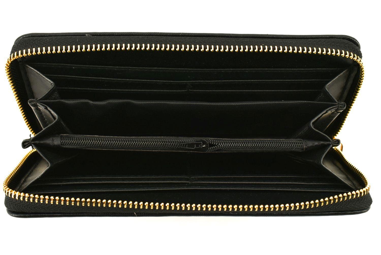 Dámská / dívčí peněženka pouzdrového typu - černá 36400