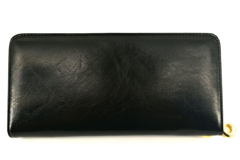 Dámská / dívčí peněženka pouzdrového typu - černá 27506