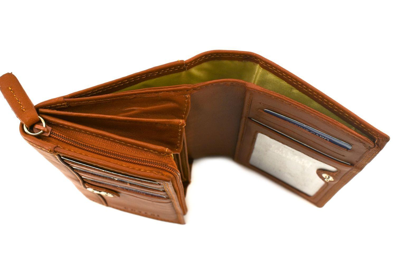 Dámská kožená peněženka Coveri Collection - černá 34603