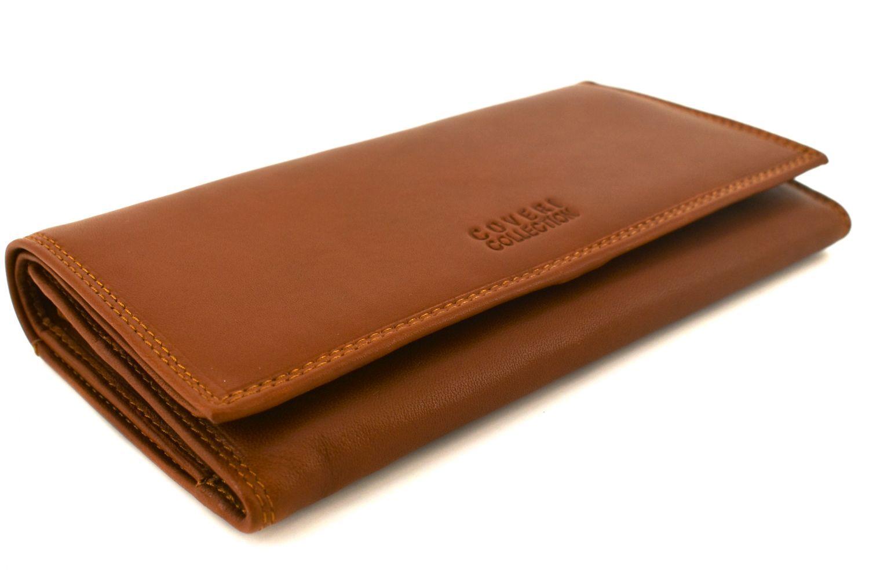 Dámská kožená peněženka Coveri Collection - černá 34606