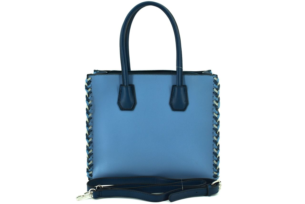 Dámská kabelka Valentina - šedá 36142