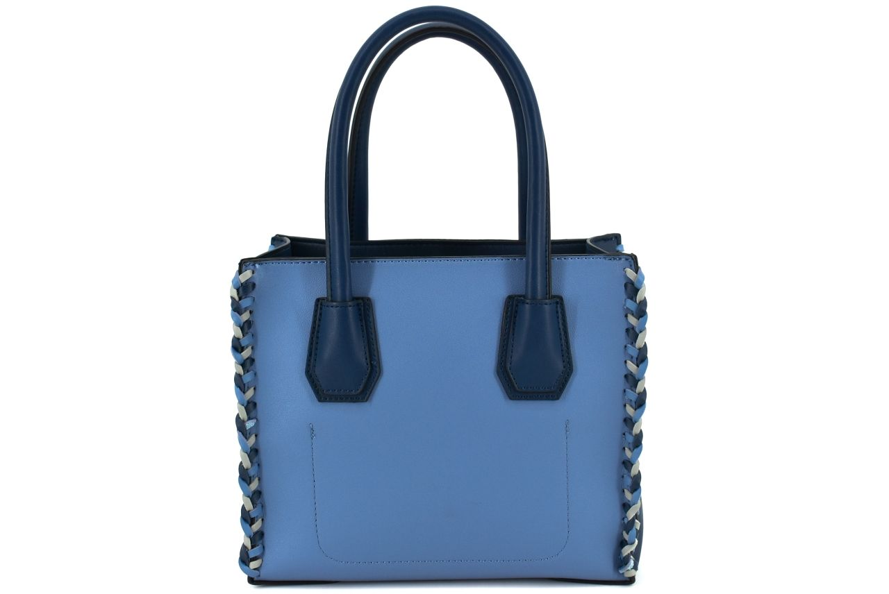 Dámská / dívčí kabelka Valentina- modrá 36142