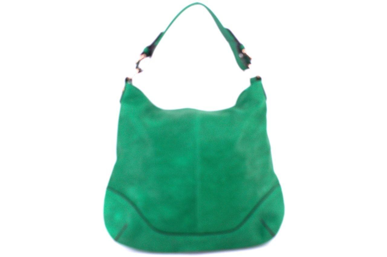 Dámská kabelka - zelená 25640