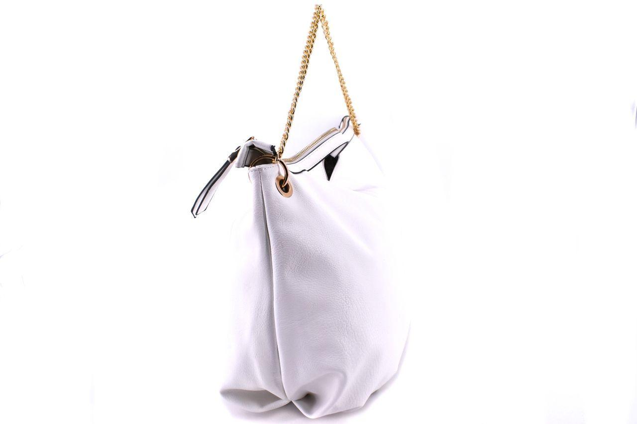 Dámská kabelka - krémová