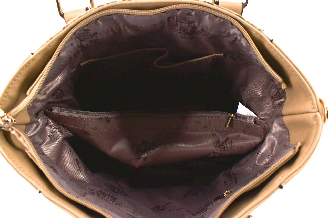 Dámská kabelka - světle modrá 27070