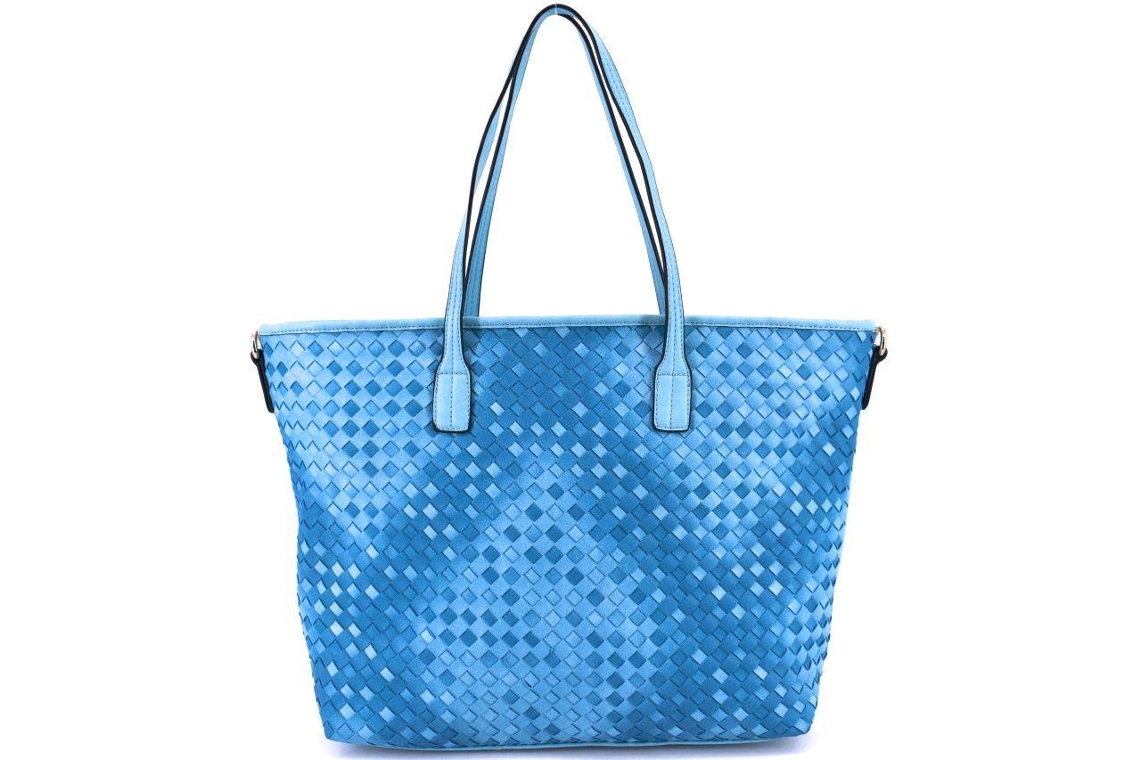 Dámská kabelka - modrá 29206