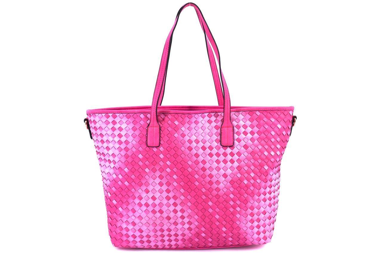 Dámská kabelka - růžová 29206