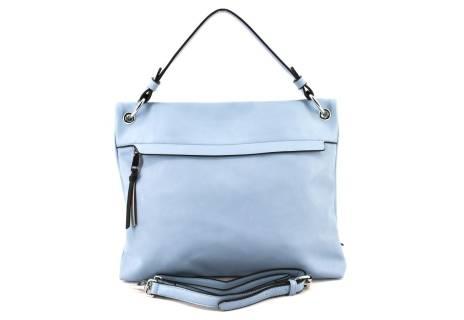 Dámská kabelka - světle modrá