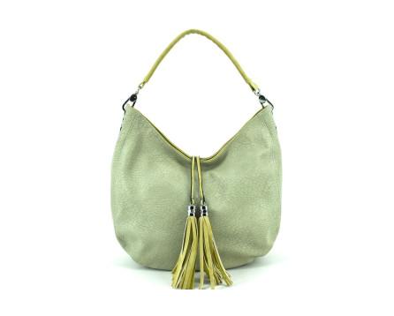 Dámská kabelka - zelená