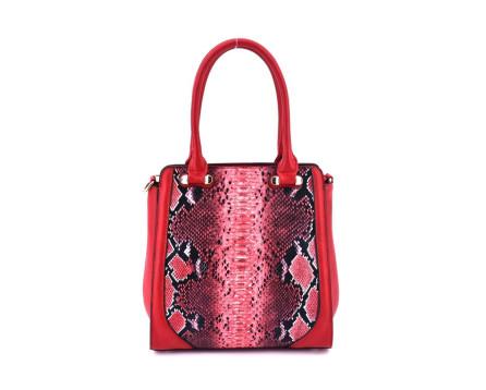 Dámská kabelka - červená
