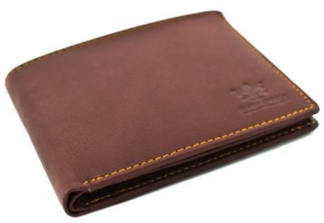 Pánská kožená peněženka / dokladovka Emporio