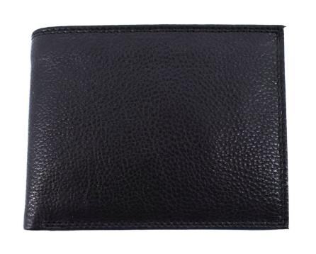 Pánská kožená peněženka Arteddy - černá