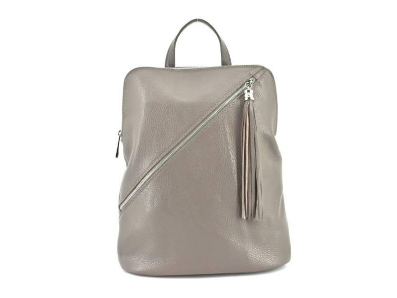 Dámský kožený batoh a kabelka v jednom  Arteddy  c6a50c0bbe