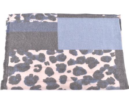 Dámská zimní vzorovaná šála Arteddy