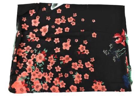 Dámská květovaná šála Arteddy