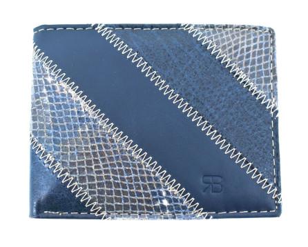 Pánská kožená peněženka  na šířku  Renato Balestra