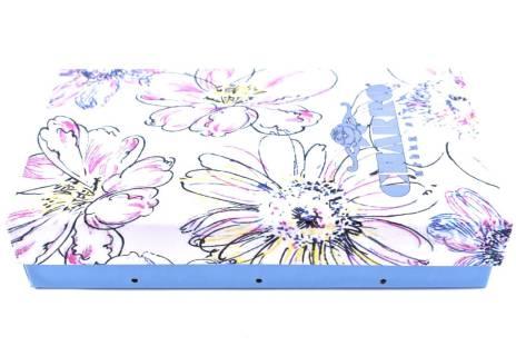 Dámská / dívčí květovaná peněženka  Charro