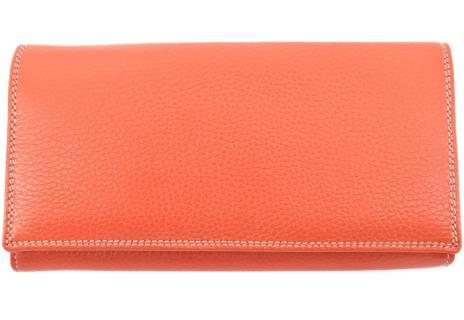 Dámská velká kožená peněženka Arteddy