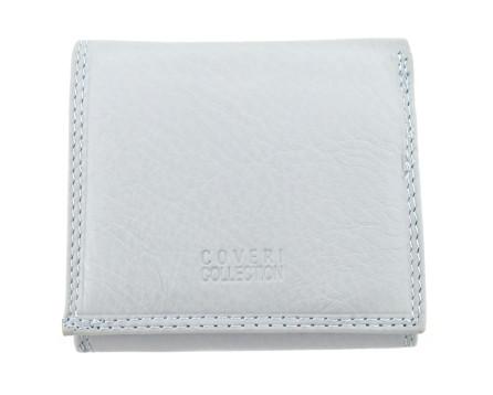 Dámská malá kožená peněženka Coveri