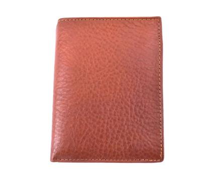 Pánská kožená peněženka  na výšku Arteddy