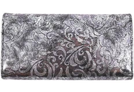 Dámská velká peněženka z ekokůže Charro