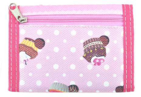Dívčí peněženka Disney Minnie Sweet - růžová