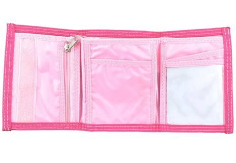 Dívčí peněženka Disney Kitten - růžová