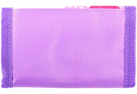 Dívčí peněženka Soy Luna - fialová