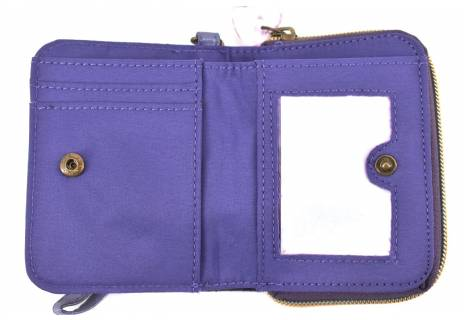 Dívčí peněženka Disney Descendants - fialová