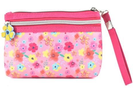 Dětská peněženka Peppa Pig - růžová