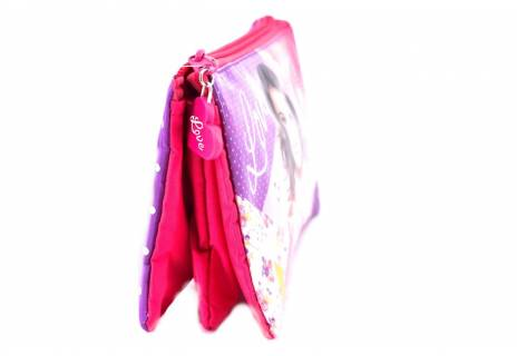 Dívčí etue Disney Violetta - růžová