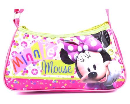 Dívčí kabelka Disney Minnie Mouse - růžová
