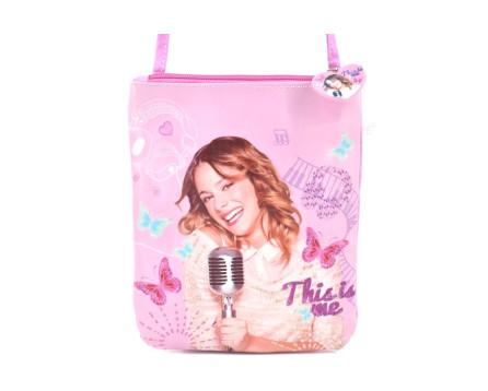 Dívčí kabelka Disney Violetta - růžová