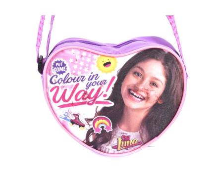 Dívčí kabelka Disney Soy Luna - růžová