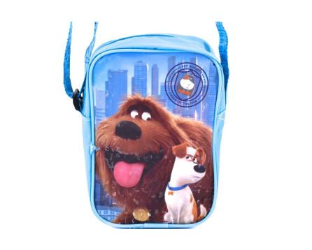 Dětská kabelka Pets - modrá