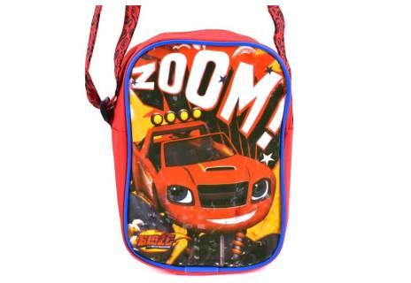 Dětská kabelka ZOOM - červená