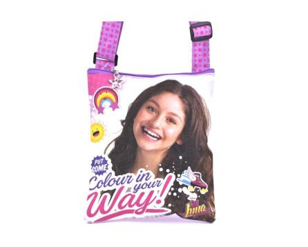 Dětská kabelka Disney Soy Luna - fialová
