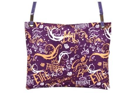 Dívčí kabelka Disney Descendants - fialová