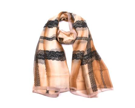 Dámský hedvábný šátek Arteddy
