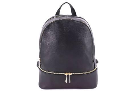 Dámský/dívčí kožený batoh Arteddy