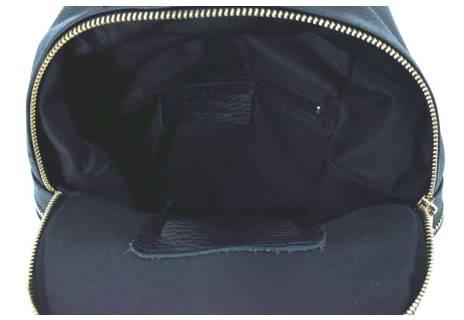 Dámský/dívčí kožený batůžek Arteddy
