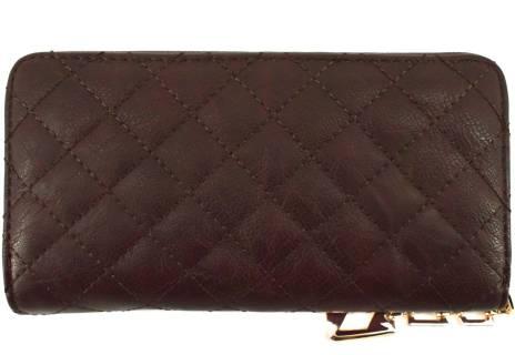 Dámská / dívčí prošívaná peněženka  pouzdrového typu