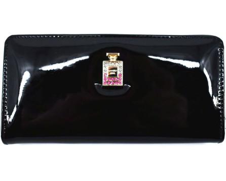 Dámská / dívčí lakovaná peněženka