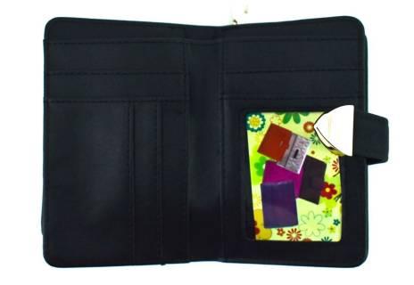 Dámská/dívčí peněženka se zápinkou