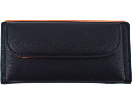 Dámská/dívčí peněženka  na šířku - černá