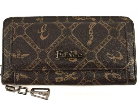 Dámská / dívčí velká peněženka  pouzdrového typu Eslee